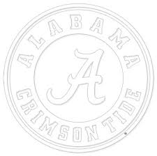 Decals University Of Alabama Supply Store