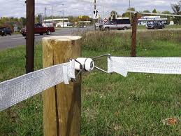 Wood Post End Tensioners 2809 Electric Fence