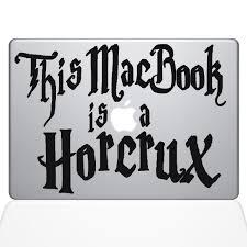 Harry Potter Horcrux Macbook Decal The Decal Guru