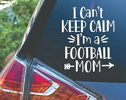 Laptop Decal Car Decal Keep Calm And Cheer On Vinyl Sticker Decal Stickers