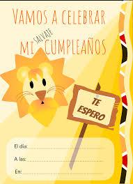 Invitaciones Cumpleanos Y Fiestas Personalizadas Nuria Mansilla