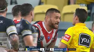 NRL Live Scores: Sydney Roosters vs ...