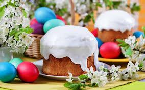 Когда красить яйца, печь и освящать куличи! | КУЛИНАРИЯ. Пасха ...
