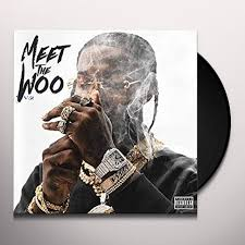 Pop Smoke MEET THE WOO 2 Vinyl Record