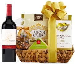 cabernet sauvignon cheese gift basket