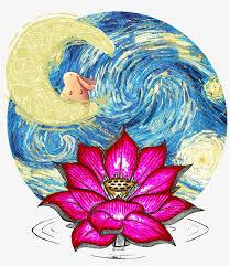 flower tattoo clipart larkspur