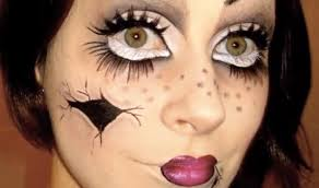 here are some amazing makeup