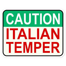 Italian Decals Bumper Stickers Guidogear