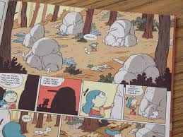 Hilda and the Stone Forest – Nobrow Press