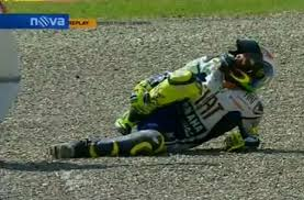Video: 2010 Rossi Mugello MotoGP Crash ...