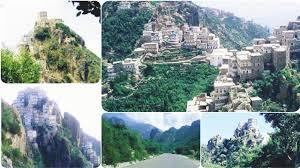 مناظر طبيعية وسياحية خلابة من اليمن مديرية برع ومحميتها Youtube