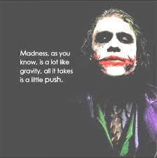 heath ledger quote from the dark knight joker quotes best joker