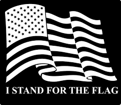 I Stand For The Flag Anti Nfl Window Car Truck Decal Sticker Arrowhead Outdoor Products