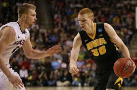 Iowa basketball: Talks of Aaron White to NBA on hold
