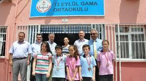13 Eylül Gama Ortaokulu Öğrencileri Ödüllendirildi - Manisa Haberleri