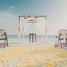 tide the knot beach weddings best