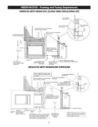 framing specifications 1