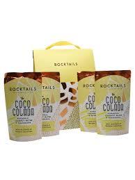 rockls the coco colada gift set