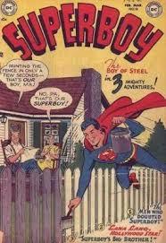 Superboy Issue 13 Dc Comics