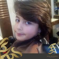 أجمل قصات الشعر للأطفال الأميرات مركز سهى الحسناء