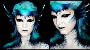 dark mermaid makeup tutorial siren