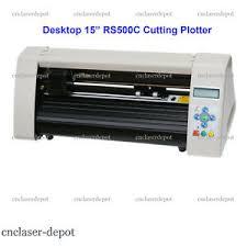 15 Mini Desktop Vinyl Sticker Cutting Plotter Cutter For Sign Decal Crafts Ebay
