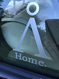 Stargate Sg 1 Home Planet Decal Exterior Grade No Fade Vinyl Etsy Planet Decals Stargate Vinyl