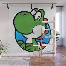 Bowser Wall Murals For Any Decor Style Society6