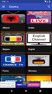 World Online Tv for Android - APK Download