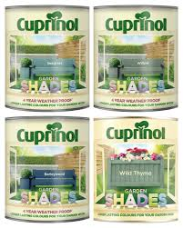 Cuprinol Garden Shades 2 5 Litres Special Tinted Colours 2 5l Emerald Stone For Sale Ebay
