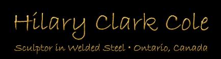 Canadian Sculptor Hilary Clark Cole | Welded Steel, Bronze, Copper  Sculptures