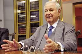 Shopping mall magnate, philanthropist A. Alfred Taubman dies at 91