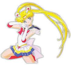 Sailor Moon Usagi Tsukino Anime Car Window Jdm Decal Sticker 0010 Anime Stickery Online
