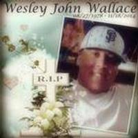 Obituary | Wesley Wallace | Broomhead Funeral Home