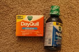 my cold and flu goto vicks dayquil and
