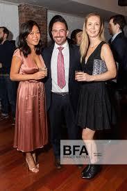 Jen Moy, Jad Harb, Lara Smith at yara: grand opening event / id : 3433604  by Benjamin/BFA.