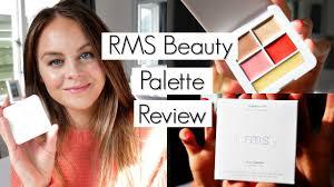 rms beauty palette review pop