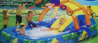 Piscina Hinchable Splash para niños – Piscinas Elevadas