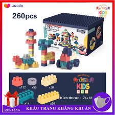 Shop bán Đồ chơi Bộ xếp hình khối lắp ráp ghép mô hình nhiều chi tiết cho  trẻ từ 6 tuổi giá chỉ 154.000₫