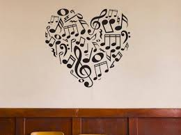 Music Staff Wall Decal Canada Note Hobby Lobby Removable Art Australia Dandelion Stickers Lullaby Vamosrayos