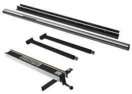 Delta T Square Fence Rail System 50 Midwest Technology Products