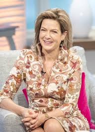How old is Penny Smith, who's the Celebrity 5 Go Barging star's partner and  what shows has she hosted?