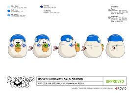 Alfonso Salazar - Visual Development Artist - Angry Birds Toons (c ...