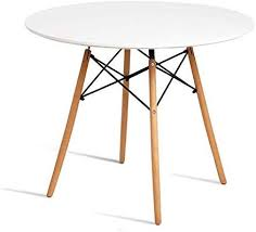 chosimo dining table round coffee table