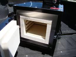 2300 f electric kiln furnace gold