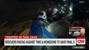 Families of Thai boys trapped in cave held in suspense - CNN Video