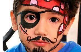 8 ideas sencillas para pintarle la cara