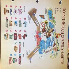 map picture of great wolf lodge