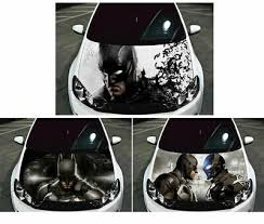 Batman Car Hood Graphics Vinyl Sticker Decal Fit Any Car Comic 88 99 Picclick