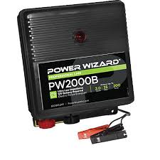 Power Wizard Electric Fence Controller Pw2000b At Tractor Supply Co